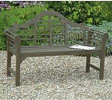 Gartenbank Shepha aus Holz Garten Living Farbe: