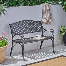 Gartenbank Vicky aus Aluminium Garten Living