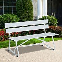 Gartenbank Viviana aus Aluminium Garten Living