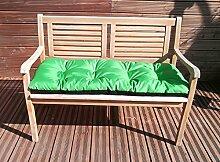 Gartenbankauflage Bankkissen Sitzkissen