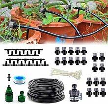Gartenbewässerung Tropfbewässerungsset,