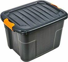 Gartenbox aus Kunststoff ClearAmbient Kapazität: