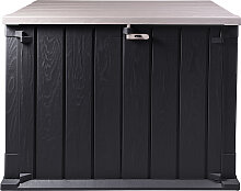 Gartenbox Mülltonnenbox Storer Light