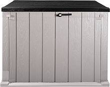 Gartenbox Mülltonnenbox Storer Plus XL