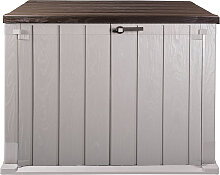 Gartenbox Mülltonnenbox Storer Plus