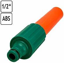 Gartenbrause ABS Schnellverschlus Gartenspritze Wasserspritze Handbrause