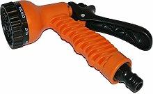 Gartenbrause Mirko Multifunktionsbrause Farbe Orange