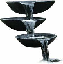 Gartenbrunnen aus Terrazzo