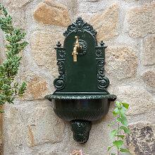 Gartenbrunnen Waschbecken mit