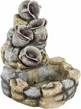 ® Gartenbrunnen, Zierbrunnen Krüge 70 x 83 x 75