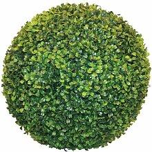 Gartendeko Buxus Ball Die Saisontruhe