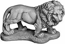 Gartendeko Kleiner Stein - Löwe liegend