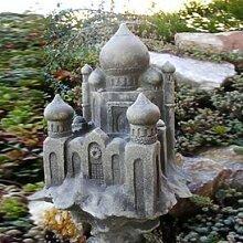 Gartendeko Steinfigur für den Garten - Rosenpalas