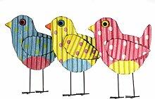 Gartendeko Vogel
