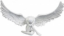 Gartenengel Gartenfigur Angel Grabengel