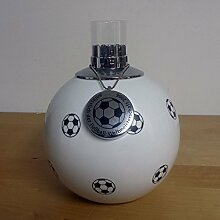 Gartenfackel Fußball Design Öl-Lampe Fan Deko Garten Terrasse Fußball-WM 2006