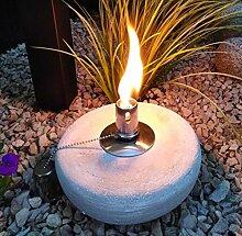 Gartenfackel Ölfackel Öllampe Garten Fackel