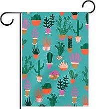Gartenfahne,Pflanze, Anlage ,Outdoor Banner Yard