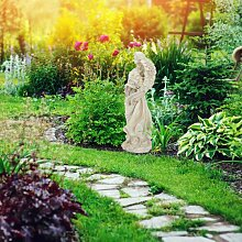 Gartenfigur Engel Leona Maison Alouette
