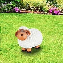 Gartenfigur Schaf Cutlip Happy Larry