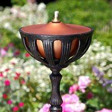 Gartenflamme