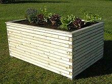 Gartenfrosch Hochbeet Bausatz für Eigenbau 180 x