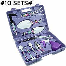 Gartengeräte Set Leichte Gartenwerkzeug Kit mit