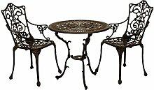 Gartengruppe Tischgruppe Tisch Stuhl Garten-Set