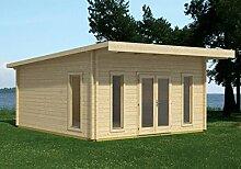 Gartenhaus G18 inkl. Fußboden - 44 mm