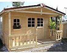 Gartenhaus Holzhaus Blockhaus Gartenausstattung