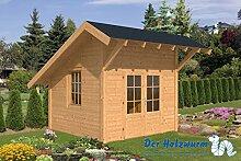 Gartenhaus Langeveen ca. 300x300 cm Selbstbaupake