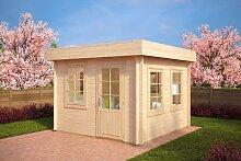 Gartenhaus Lucas C 8,5m² / 40mm / 3×3