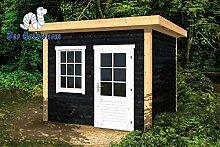 Gartenhaus Rijssen ca. 300x300 cm Selbstbaupake