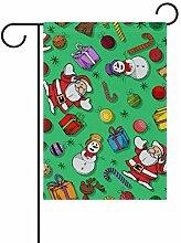 Gartenhaus Tier Tier Weihnachtsmann Weihnachtsmann