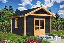 Gartenhaus Tubbergen ca. 400x400 cm Selbstbaupake
