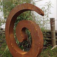 Garteninspiration Glückssymbol