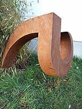 Garteninspiration Skulptur für den Garten