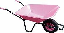Gartenkarre pink Cosmo-Line 90 Liter