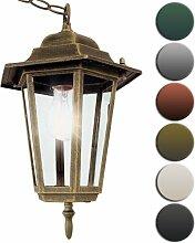 Gartenlampe   Aussen-Hängeleuchte   Hängeleuchte