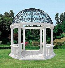Gartenlaube CHIOSCO REGALE H 410 Farbe terracotta