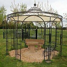 Gartenlaube, Garten Pavillon, Rosenpavillon,