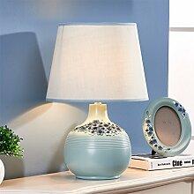 Gartenleuchten/Schlafzimmer Bett Lampe/Ehe-zimmer,Wärme,Moderne Einfach,Hochzeit-lampe-E