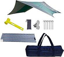 Gartenliege Zelt, Sonnenplane Und Stange Geeignet