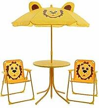 Gartenmöbel Kinder Sitzgruppe Kinderset Loewe 2