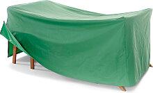 Gartenmöbel-Schutzhülle Henry, grün