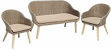 Gartenmöbel Set Sitzgruppe Garnitur Lounge Set