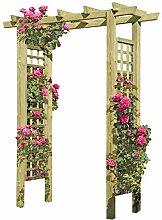 Gartenpirat Eingangspergola 160 x 62 x 210 cm