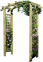 Gartenpirat Eingangspergola 160x62x220 cm Pergola