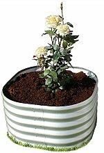 Gartenpirat Hochbeet Rund Höhe 40 cm Ø 82 cm