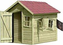Gartenpirat Spielhaus Marie-Fun aus Holz